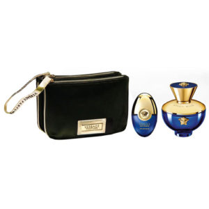 VERSACE POUR FEMME DYLAN BLUE 3 PCS GIFT SET FOR WOMEN 1