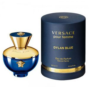 VERSACE POUR FEMME DYLAN BLUE EDP FOR WOMEN