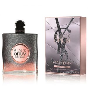 YSL BLACK OPIUM FLORAL SHOCK EDP FOR WOMEN