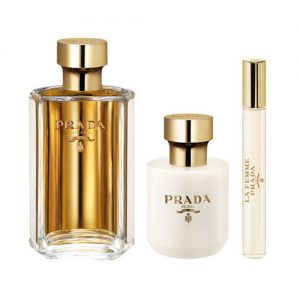PRADA LA FEMME PRADA 3 PCS GIFT SET FOR WOMEN