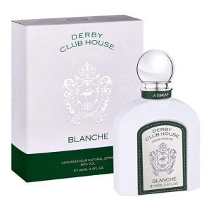 ARMAF DERBY CLUB HOUSE BLANCHE EDT FOR UNISEX