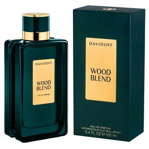 DAVIDOFF WOOD BLEND EDP FOR UNISEX