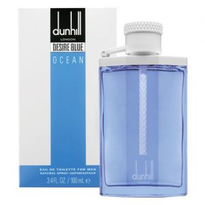DUNHILL DESIRE BLUE OCEAN EDT FOR MEN