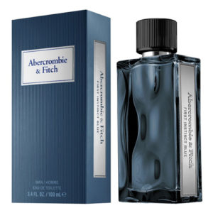 ABERCROMBIE & FITCH FIRST INSTINCT BLUE EDT FOR MEN