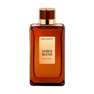 DAVIDOFF AMBER BLEND EDP FOR UNISEX