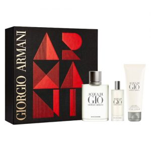 GIORGIO ARMANI ACQUA DI GIO 3 PCS GIFT SET FOR MEN