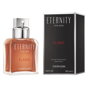 CALVIN KLEIN ETERNITY FLAME EDT FOR MEN