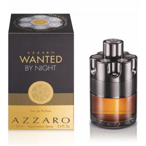 AZZARO WANTED BY NIGHT EDP FOR MEN
