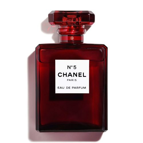 CHANEL NO 5 EDP RED LIMITED EDITION FOR WOMEN