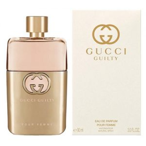 GUCCI GUILTY EDP FOR WOMEN