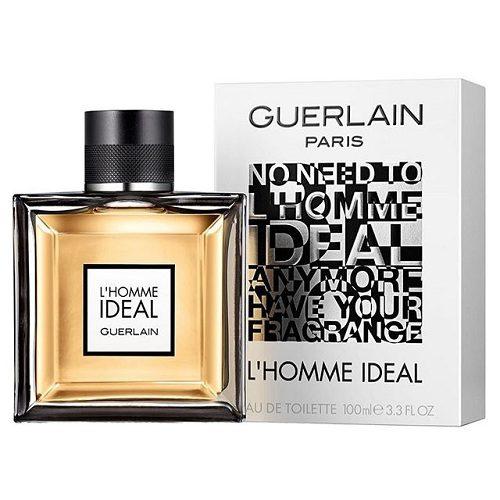GUERLAIN L'HOMME IDEAL EDT FOR MEN