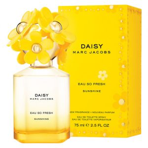 MARC JACOBS DAISY EAU SO FRESH SUNSHINE EDT FOR WOMEN