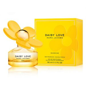 MARC JACOBS DAISY LOVE SUNSHINE EDT FOR WOMEN