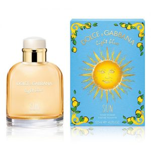 D&G LIGHT BLUE SUN EDT FOR MEN