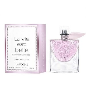 LANCOME LA VIE EST BELLE FLOWERS OF HAPPINESS EDP FOR WOMEN