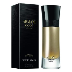 GIORGIO ARMANI CODE ABSOLU PARFUM FOR MEN
