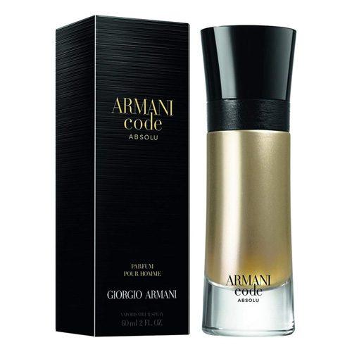 GIORGIO ARMANI CODE ABSOLU PARFUM FOR MEN