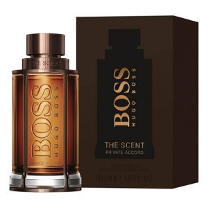HUGO BOSS THE SCENT PRIVATE ACCORD EDT FOR MEN