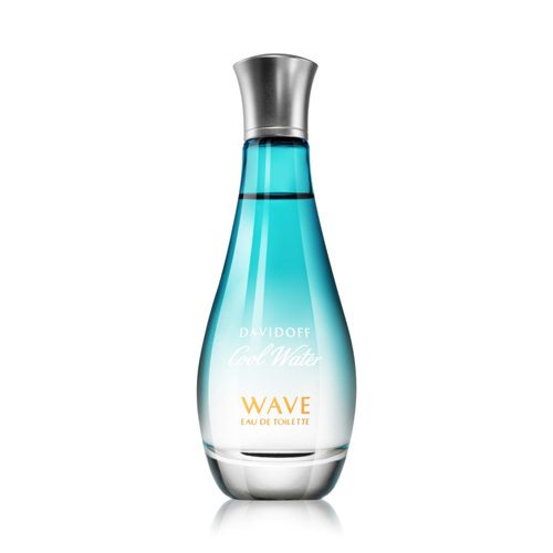 DAVIDOFF COOL WATER WAVE EDT FOR WOMEN 1