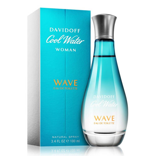 DAVIDOFF COOL WATER WAVE EDT FOR WOMEN