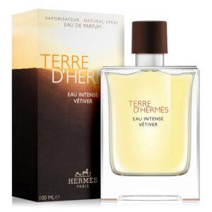 HERMES TERRE D'HERMES EAU INTENSE VETIVER EDP FOR MEN
