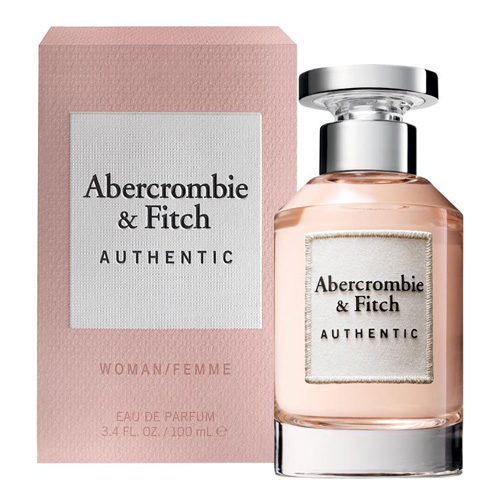ABERCROMBIE & FITCH AUTHENTIC WOMAN FEMME EDP FOR WOMEN