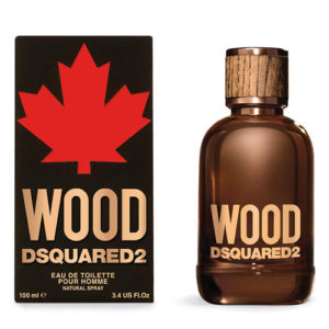 DSQUARED2 WOOD EDT FOR MEN