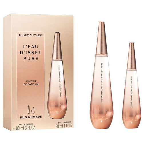 ISSEY MIYAKE L'EAU D'ISSEY PURE NECTAR DE PARFUM DUO NOMADE EDP FOR WOMEN