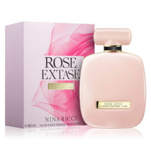 NINA RICCI ROSE EXTASE EDT SENSUELLE FOR WOMEN