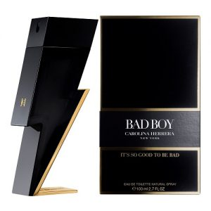 CAROLINA HERRERA BAD BOY EDT FOR MEN