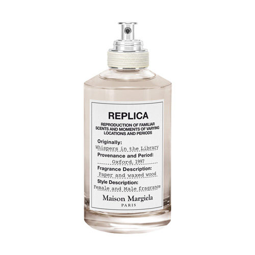 MAISON MARGIELA REPLICA WHISPERS IN THE LIBRARY EDT FOR UNISEX 1