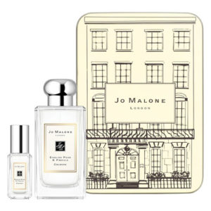 JO MALONE ENGLISH PEAR & FREESIA COLOGNE DUO TIN COLLECTION GIFT SET