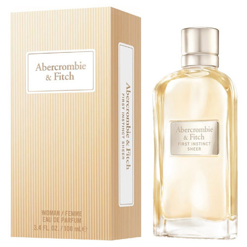 ABERCROMBIE & FITCH FIRST INSTINCT SHEER EDP FOR WOMEN