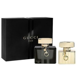 GUCCI OUD EDP + PREMIERE EDP GIFT SET FOR WOMEN