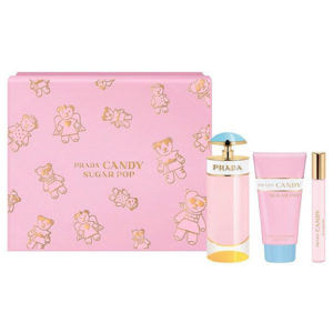 PRADA CANDY SUGAR POP 3 PCS GIFT SET FOR WOMEN