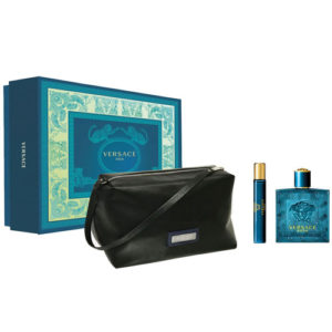 VERSACE EROS 3 PCS GIFT SET FOR MEN