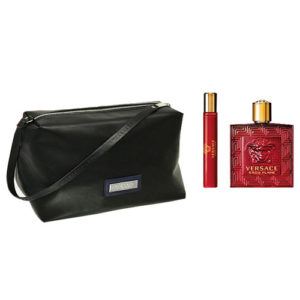 VERSACE EROS FLAME 3 PCS GIFT SET FOR MEN