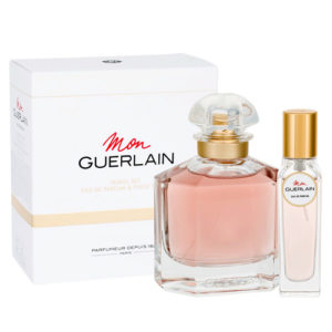 GUERLAIN MON GUERLAIN 2 PCS TRAVEL SET FOR WOMEN