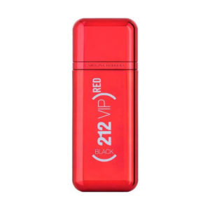 CAROLINA HERRERA 212 VIP BLACK RED EDP FOR MEN 1