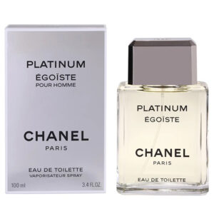 CHANEL PLATINUM EGOISTE POUR HOMME EDT FOR MEN