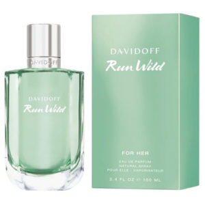 DAVIDOFF RUN WILD EDP FOR WOMEN