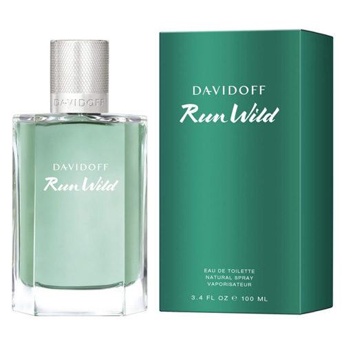 DAVIDOFF RUN WILD EDT FOR MEN