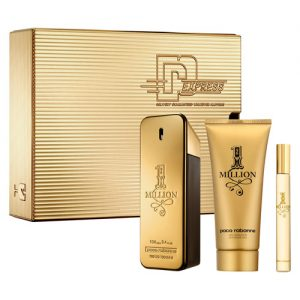 PACO RABANNE 1 MILLION 3 PCS GIFT SET FOR MEN
