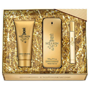 PACO RABANNE 1 MILLION 3 PCS GIFT SET FOR MEN2