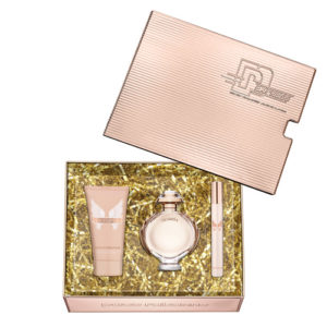 PACO RABANNE OLYMPEA 3 PCS GIFT SET EDP FOR WOMEN3