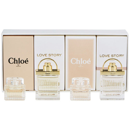 CHLOE MINIATURE COLLECTION 4 PCS GIFT SET FOR WOMEN1