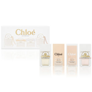 CHLOE MINIATURE COLLECTION 4 PCS GIFT SET FOR WOMEN2
