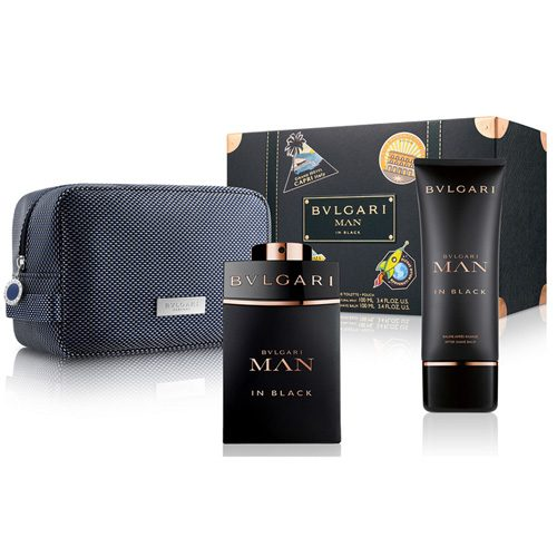 BVLGARI MAN IN BLACK 2020 GIFT SET FOR MEN