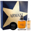 EMPORIO ARMANI STRONGER WITH YOU 3 PCS GIFT SET FOR MEN