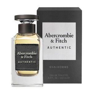 ABERCROMBIE & FITCH AUTHENTIC MAN HOMME EDT FOR MEN